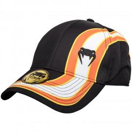 Venum Cutback Cap - Black/Yellow