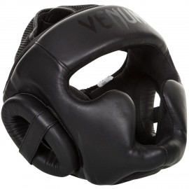 Challenger 2.0 Headgear - Black/Black