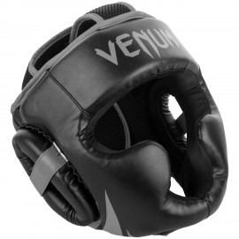 Challenger 2.0 Headgear - Black/Grey