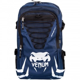 Challenger Backpack Pro - Navy Blue/White