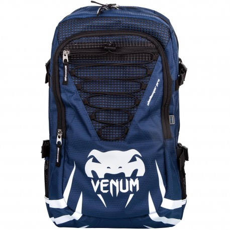 Challenger Backpack Pro - Navy Blue/White