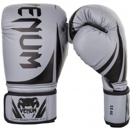 Challenger 2.0 Boxing Gloves - Grey/Black