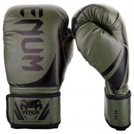 Challenger 2.0 Boxing Gloves - Khaki Green/Black