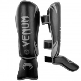 Challenger Standup Shinguards - Black/Grey
