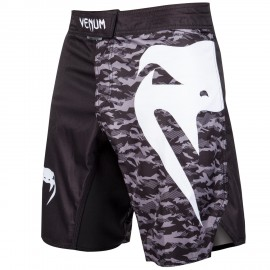 Light 3.0 Fightshorts - Black/Camo