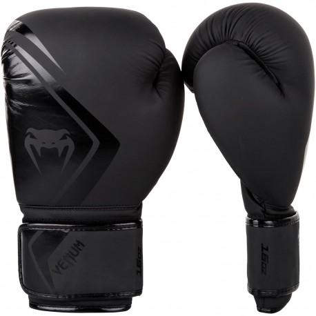 Contender 2.0 Boxing Gloves - Black/Black