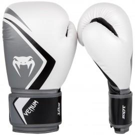 Contender 2.0 Boxing Gloves - White/Grey-Black