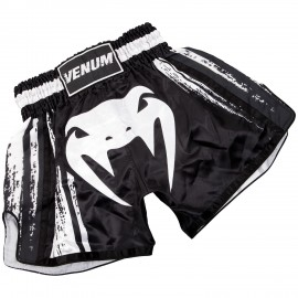 Bangkok Spirit Muay Thai Shorts - Black