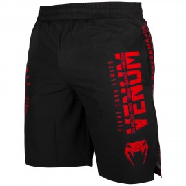 Signature Training Shorts - Black/Red