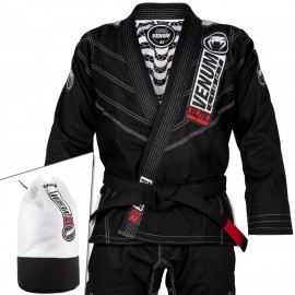 Elite Light 2.0 BJJ Gi (Bag Included) - Black