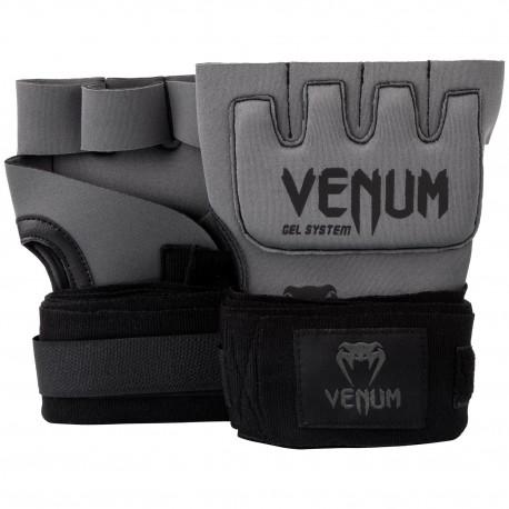 Kontact Gel Glove Wraps - Grey/Black