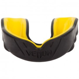 Challenger Mouthguard - Black/Yellow