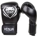 Contender Boxing Gloves - Black/White