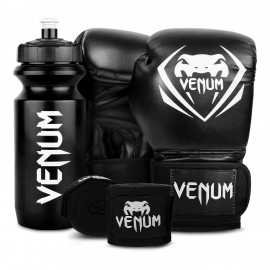 Boxing Starter Pack - Black/White