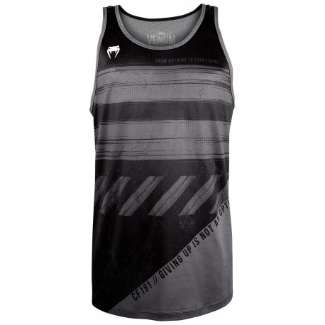 AMRAP Tank Top - Black/Grey
