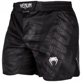 AMRAP Fightshorts - Black/Grey