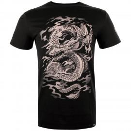 Dragon's Flight T-Shirt - Black/Sand
