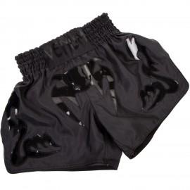 Bangkok Inferno Muay Thai Shorts - Black/Black