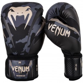 Impact Boxing Gloves - Dark Camo/Sand