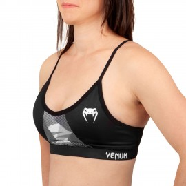 Dune 2.0 Sports Bra - Black/White