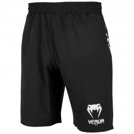 Classic Training Shorts - Black/White