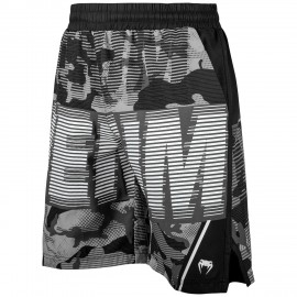 Tactical Training Shorts - Urban Camo/Black