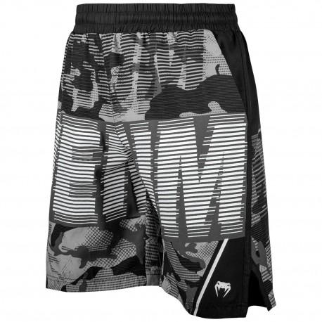 Tactical Training Shorts - Urban Camo/Black