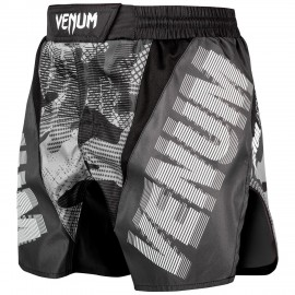 Tactical Fightshorts - Urban Camo/Black