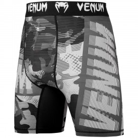Tactical Compression Shorts - Urban Camo/Black