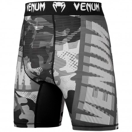 Tactical Compression Shorts - Urban Camo/Black