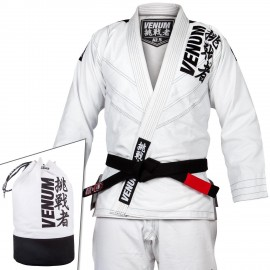 Challenger 4.0 BJJ GI - (Bag Included) - White