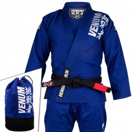 Challenger 4.0 BJJ GI - (Bag Included) - Blue