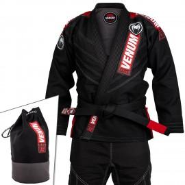 Elite 2.0 BJJ GI - (Bag Included) - Black