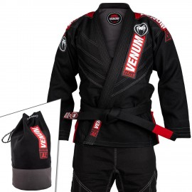 Elite 2.0 BJJ GI - (Bag Included) - Black