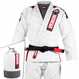 Elite 2.0 BJJ GI - (Bag Included) - White