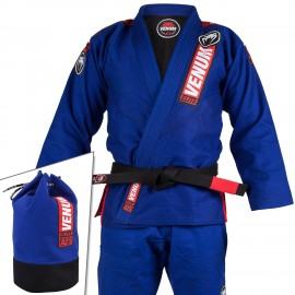 Elite 2.0 BJJ GI - (Bag Included) - Blue