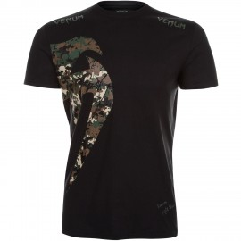 Original Giant T-Shirts - Black Jungle Camo