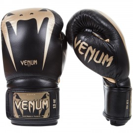 Giant 3.0 Boxing Gloves -Black/Gold