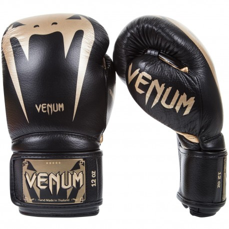 Giant 3.0 Boxing Gloves -Black/Gold