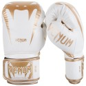 Giant 3.0 Boxing Gloves (Nappa Leather) - White/Gold
