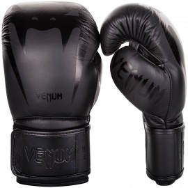 Giant 3.0 Boxing Gloves - Black/Black