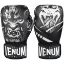 Devil Boxing Gloves - White/Black