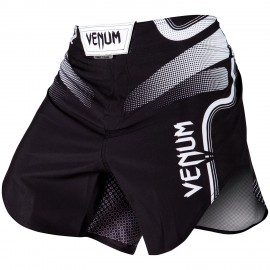 Tempest 2.0 Fightshorts - Black/White