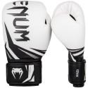 Challenger 3.0 Boxing Gloves - White/Black