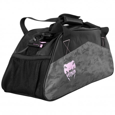 Camoline Sports Bag - Black/Pink Gold