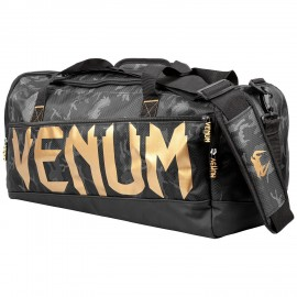 VENUM SPARRING SPORT BAG - DARK CAMO