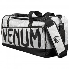 Venum Sparring Sport Bag - White Camo