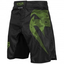 Light 3.0 Fight Shorts - Khaki/Black
