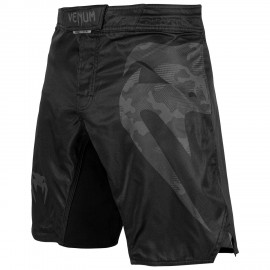 Light 3.0 Fight Shorts - Black/Dark Camo