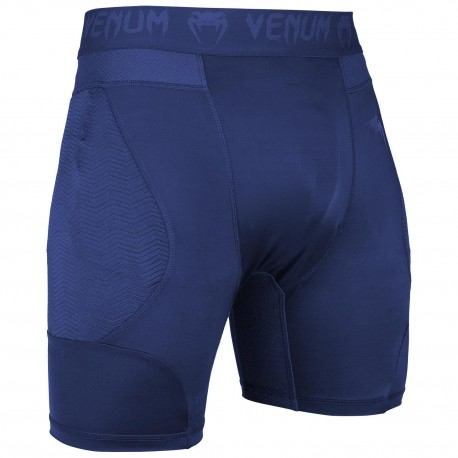 G-Fit Compression Shorts - Navy
